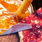 Из каких ягод и фруктов разрешено употреблять варенье и джем при панкреатите?