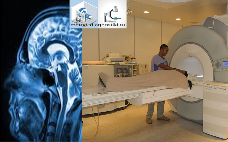 пациент в томографе